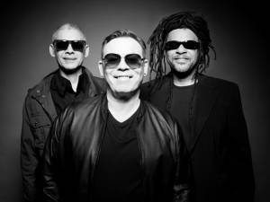Ali, Astro and Mickey of UB40
